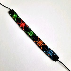 Handmade beaded bracelet woman jewelry